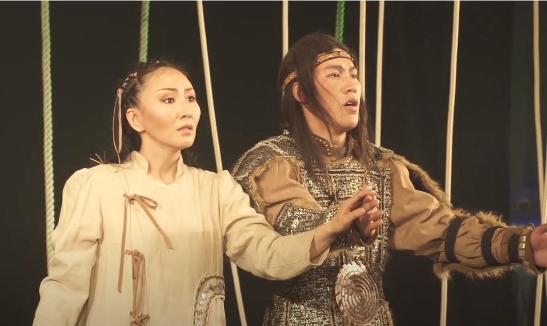 Театр Олонхо предлагает посмотреть спектакли по мотивам якутского эпоса из дома