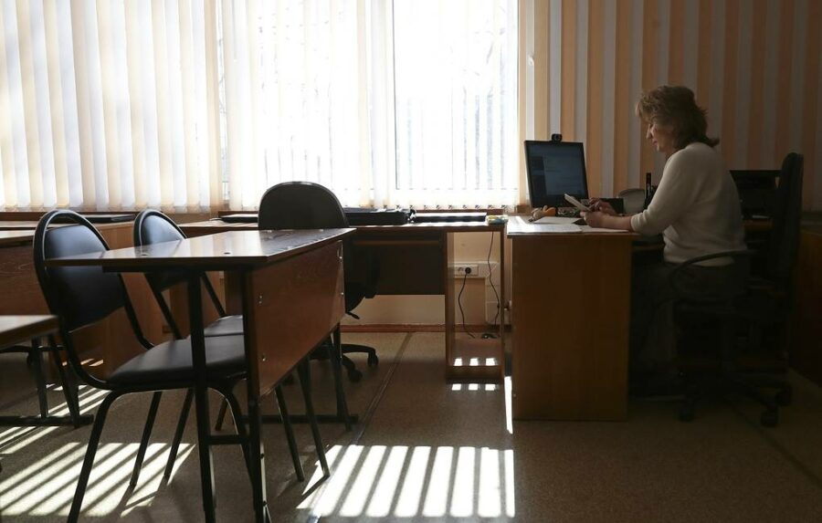 Минобрнауки РФ перевело вузы Москвы и Петербурга на дистанционное обучение