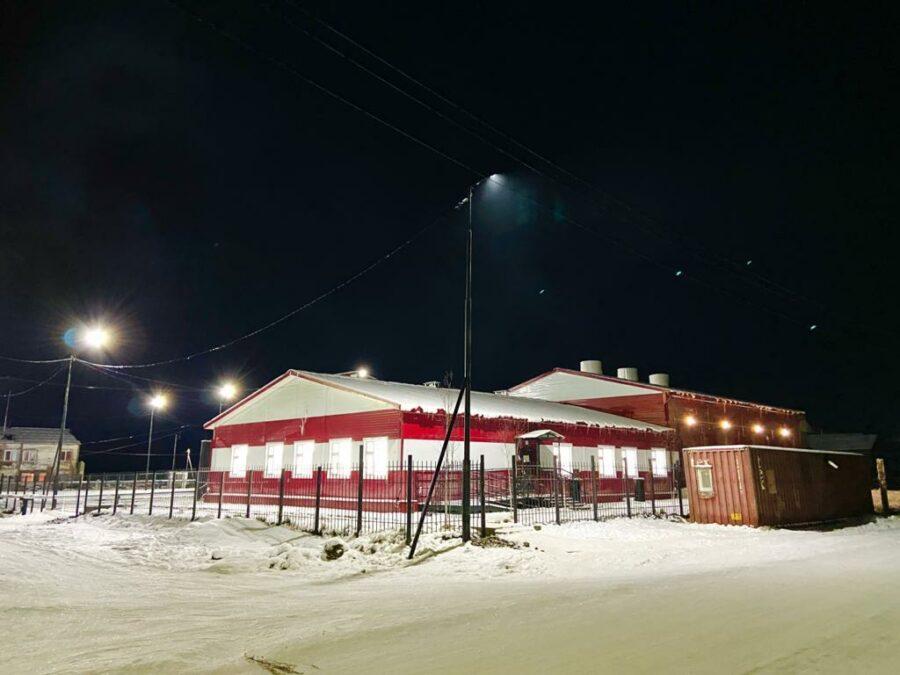 Среднеколымск, пожарное депо