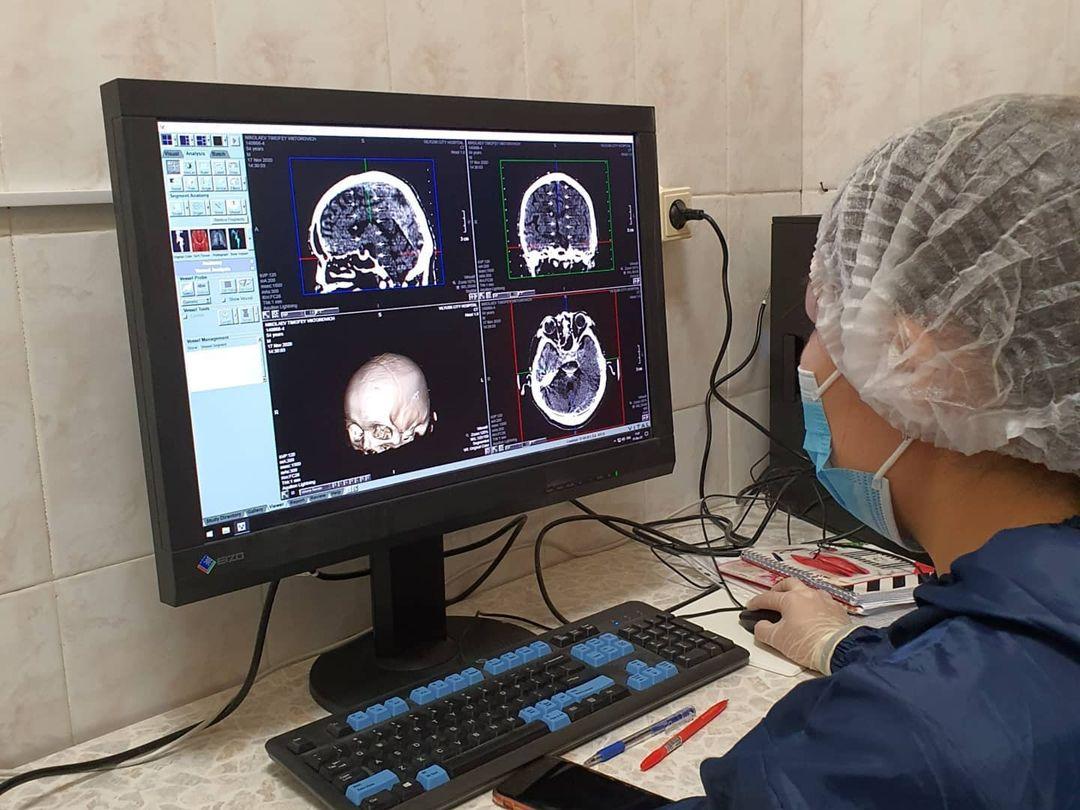 В Вилюйском районе открыли кабинет компьютерной томографии