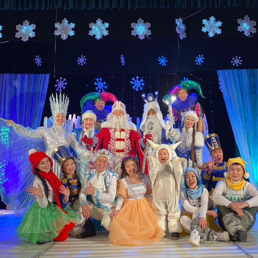 В Якутске вновь начинает свою работу Театр юного зрителя
