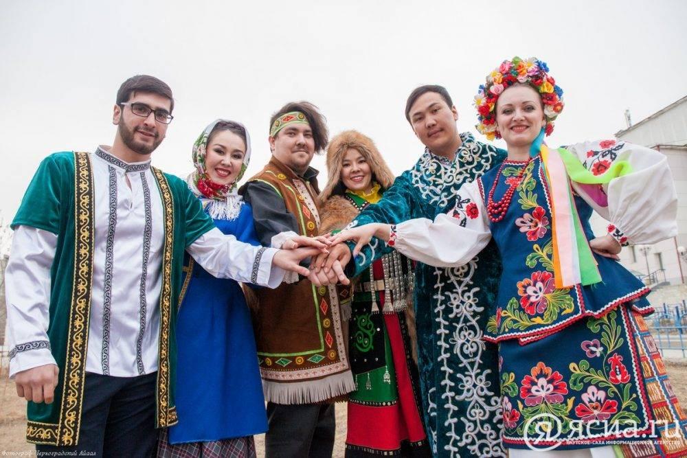 Гаврил Кириллин рассказал об итогах реализации национальной политики Якутии в 2020 году и предстоящих планах