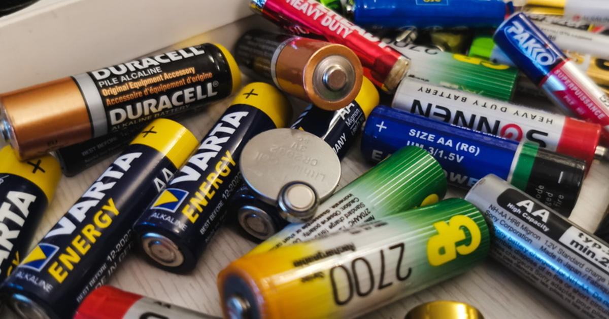 Экоцентр АЛРОСА завершил акцию по сбору отработанных батареек