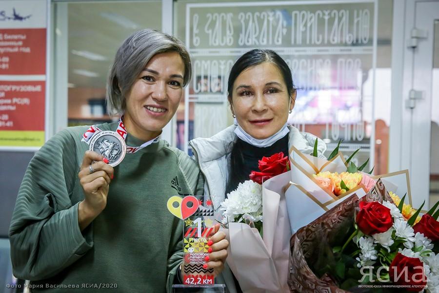 Татьяна Жиркова и Геннадий Николаев стали почетными гражданами Верхневилюйского улуса Якутии