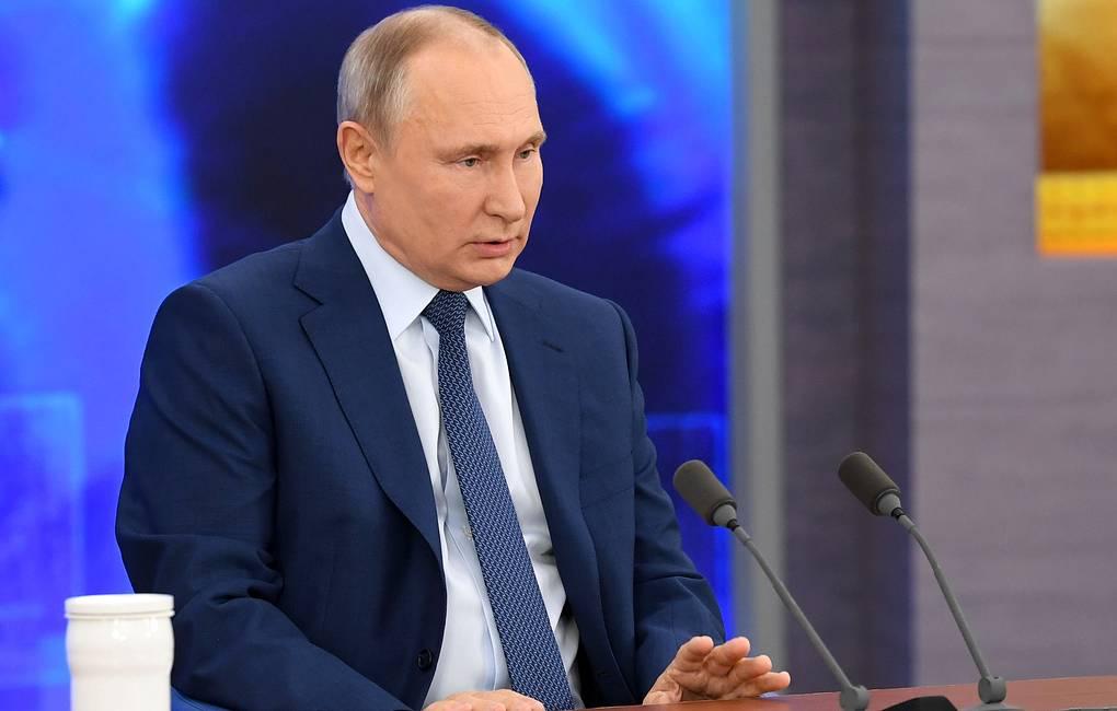 Путин признался, что его задела проблема с ценами на продукты в России