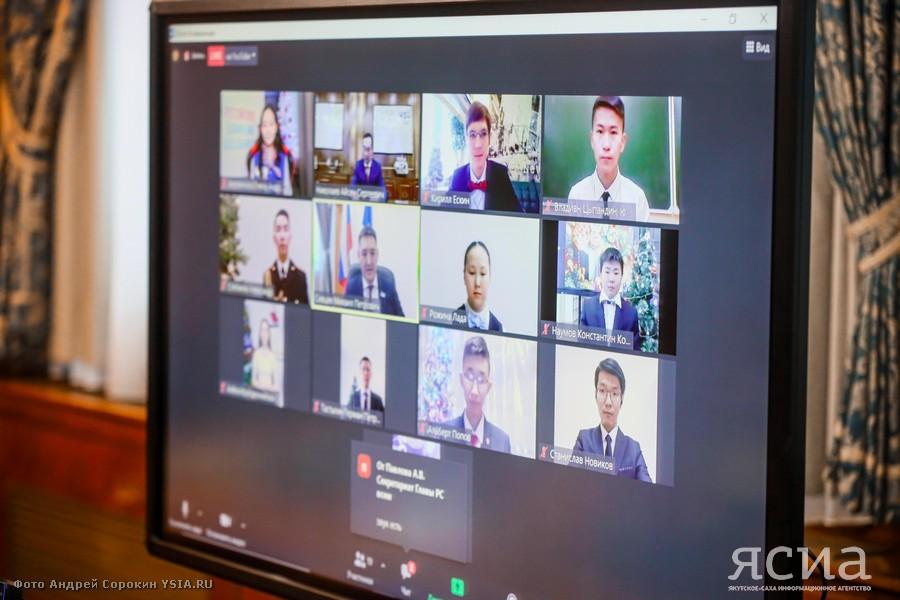 Стипендиат главы Якутии Алена Колодезникова: Для меня это был большой сюрприз