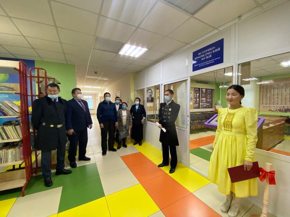 В селе Болтоно Чурапчинского улуса Якутии открыли виртуальный музей истории и краеведения