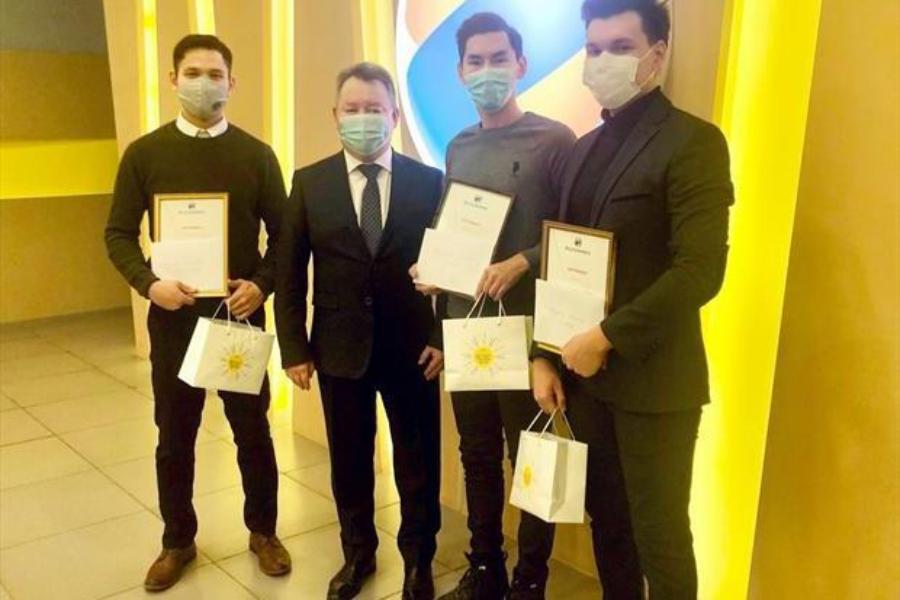 Студенты СВФУ стали стипендиатами Якутскэнерго