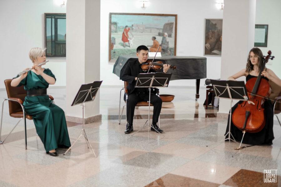 Театр оперы и балета Якутии присоединится к всероссийской инклюзивной акции