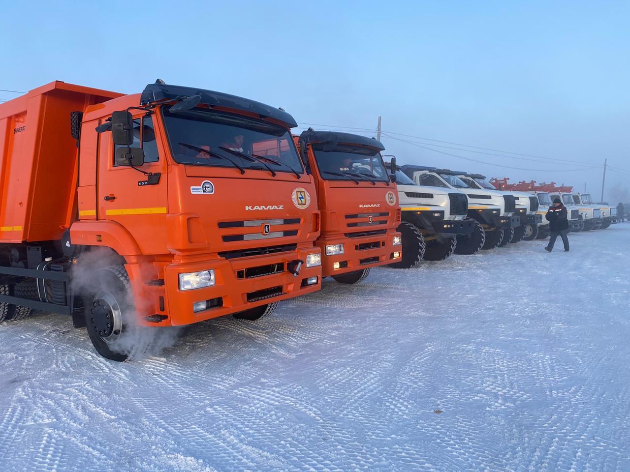 Арктические районы Якутии обеспечат спецтехникой для обращения с ТКО