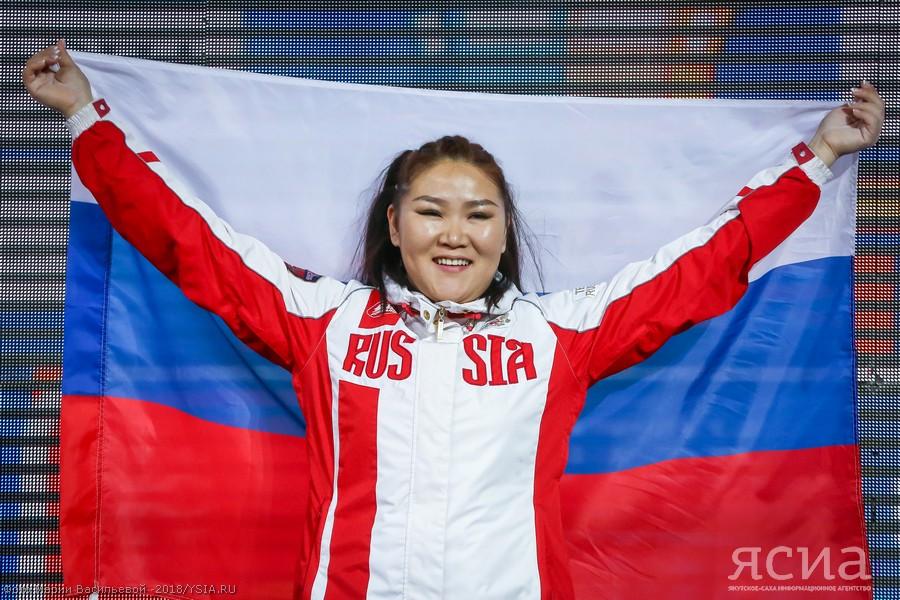 Якутянке Саине Седалищевой присвоили звание мастера спорта России международного класса по мас-рестлингу