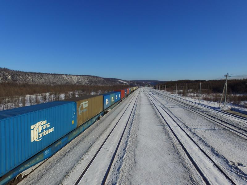 В Якутии планируется более чем в 1,2 раза увеличить грузоперевозку по железной дороге