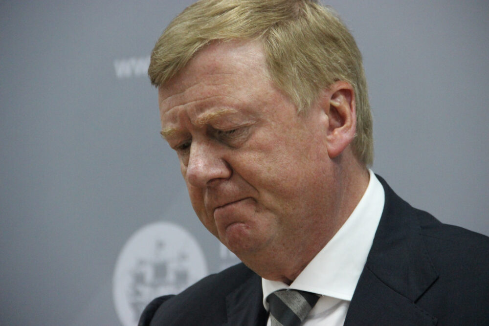 Кабмин утвердил отставку Чубайса с должности главы Роснано