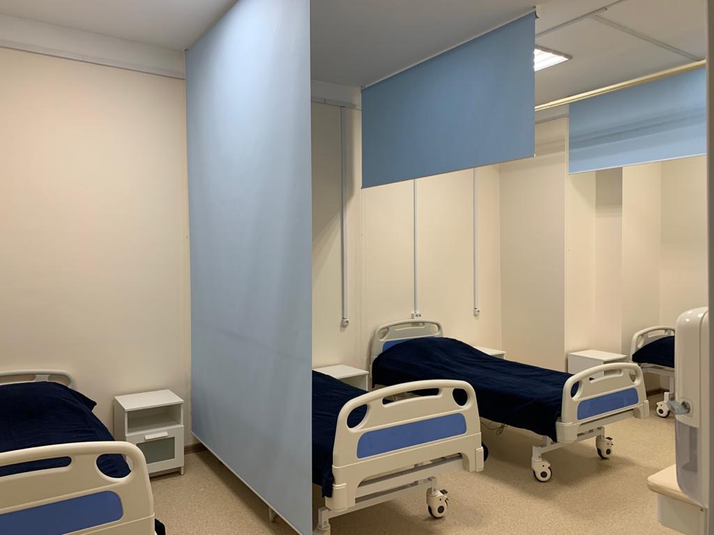 Два новых отделения открылись в Якутском республиканском онкодиспансере