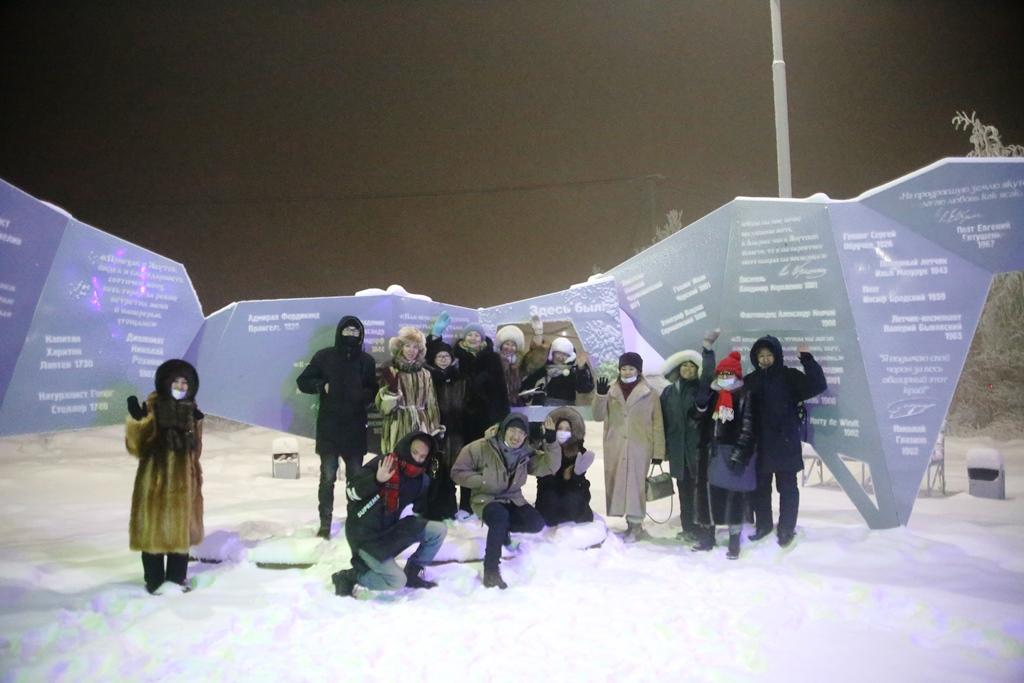 В Якутске провели автобусный квест