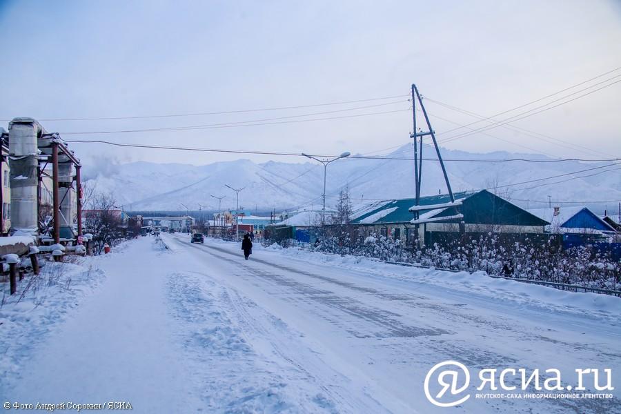 В Верхоянске и Оймяконе Якутии зафиксировали 50-градусные морозы