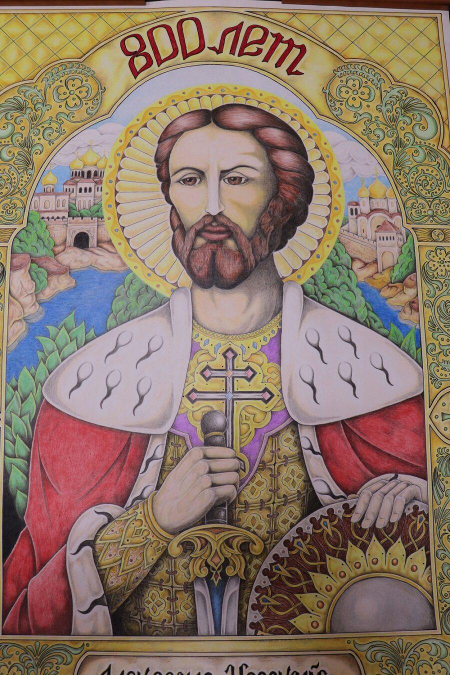 Картину осужденного из Якутии направят в Москву на конкурс православной живописи