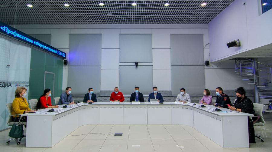 """Вирус """"в цифре"""". В Якутии обсудили, как не стать жертвой кибервымогательства"""