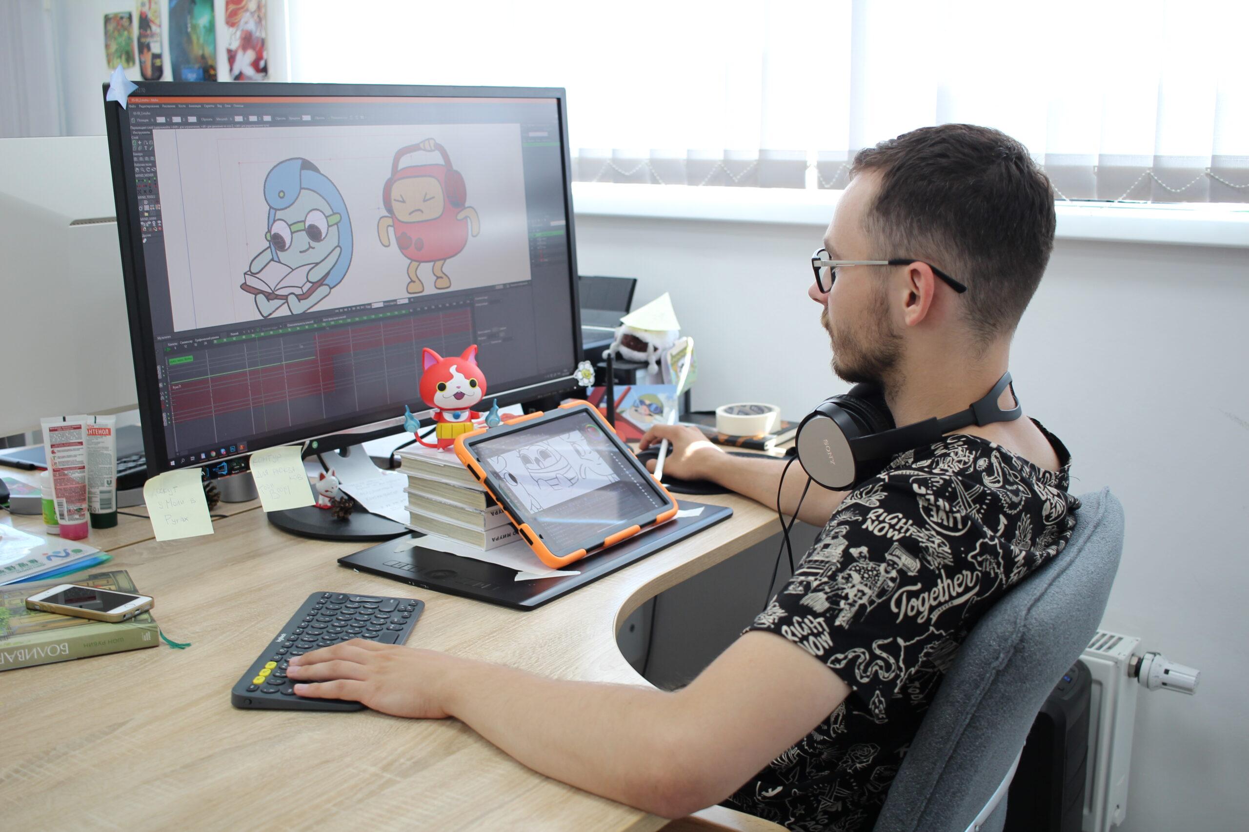 На российские телеэкраны вышел первый анимационный сериал, созданный на Дальнем Востоке