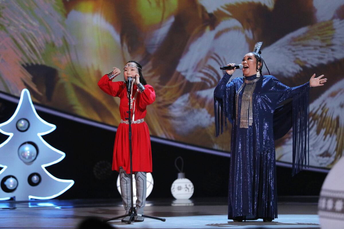 Аэлита Ершова выступит в дуэте с Валентиной Романовой-Чыскыырай в финале конкурса «Синяя птица»