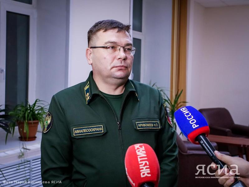 Начальник Федеральной Авиалесоохраны рассказал об итогах работы пожароопасного сезона в Якутии