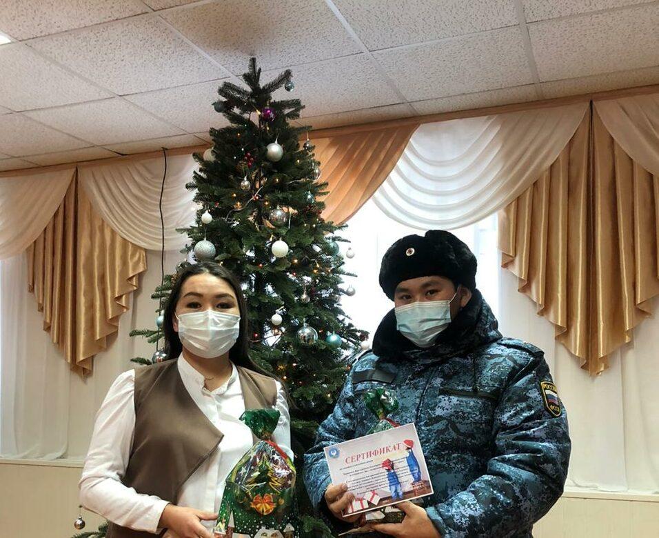 Судебные приставы Намского района поддержали благотворительную акцию