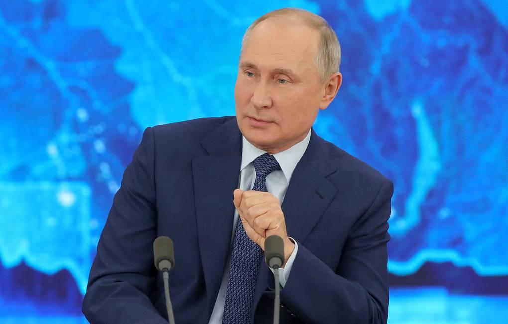 Президент РФ призвал запустить в 2021 году программу медицинской реабилитации