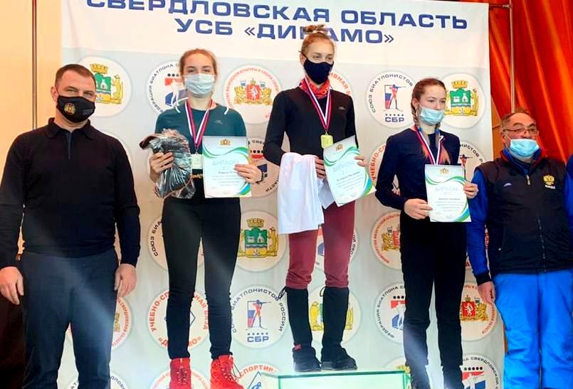 Якутянка Регина Петрова стала серебряным призёром Всероссийских соревнований по биатлону