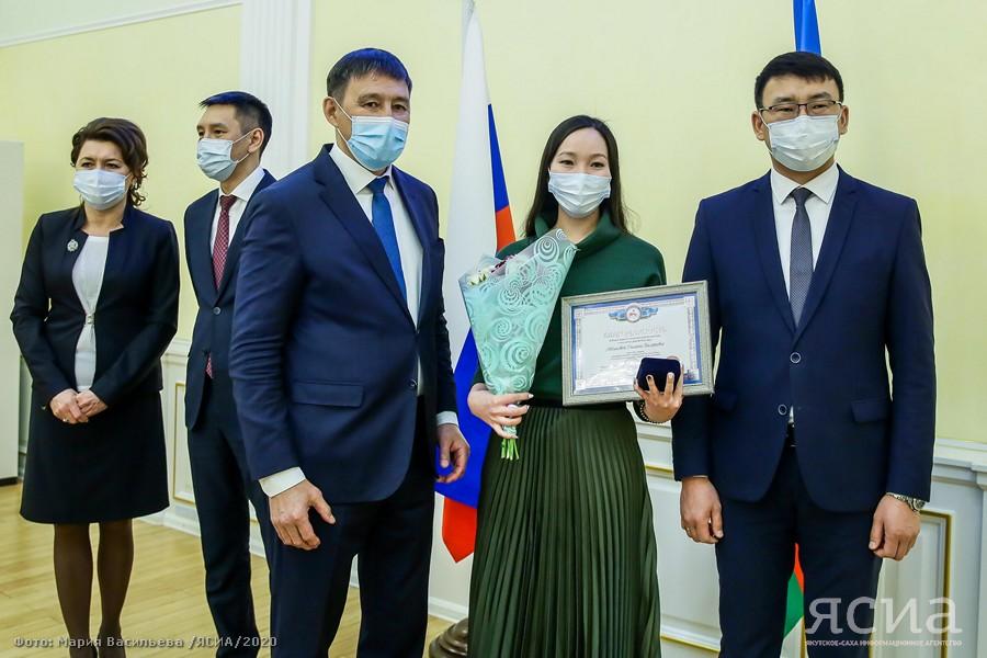 Сергей Местников вручил государственные награды