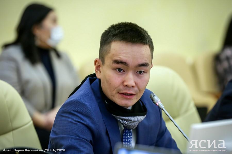 Василий Егоров: Всегда стараюсь завоевать золотую медаль для нашей родной и любимой Якутии