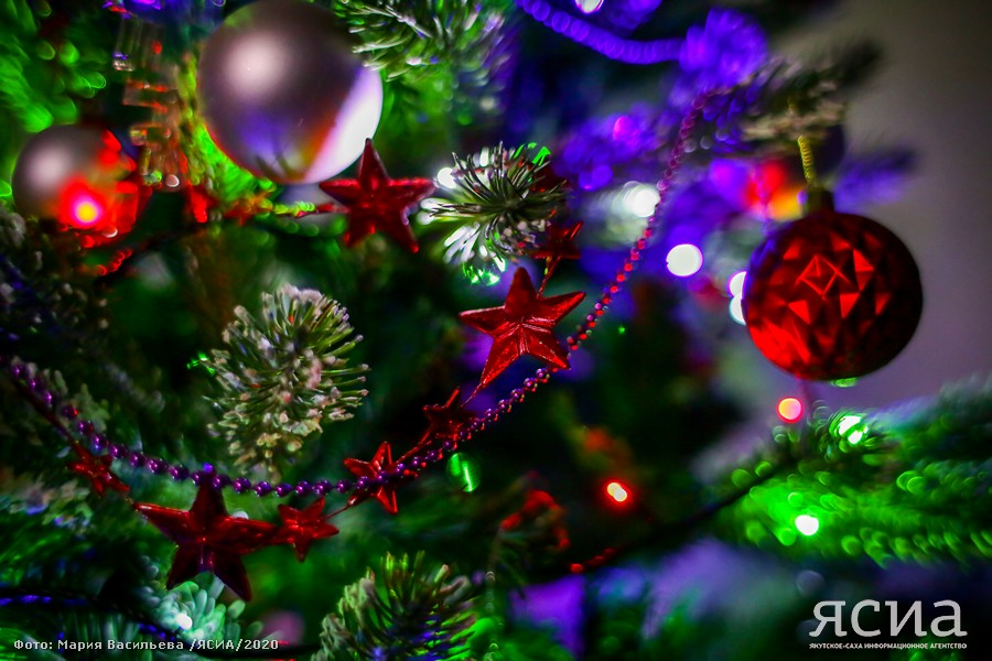 Парасковья Козлова поздравляет с Новым годом