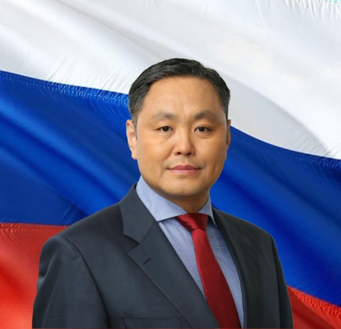 Альберт Семенов поздравляет с Днем Конституции РФ