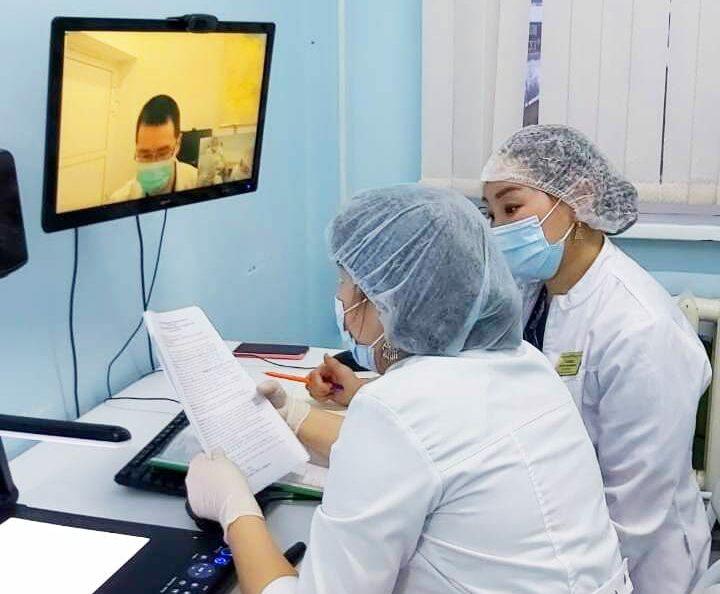 Медики Оленекского района: «ВОЛС поможет спасти много жизней»