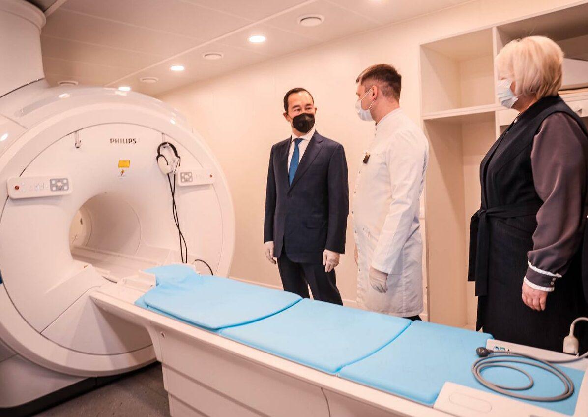 Анна Филиппова: Аппарат МРТ нерюнгринцы ждали очень давно