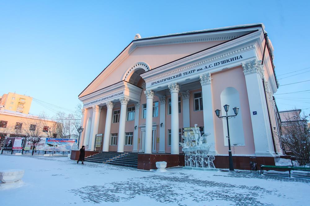Новогодние представления с соблюдением санитарных правил покажут театры Якутии