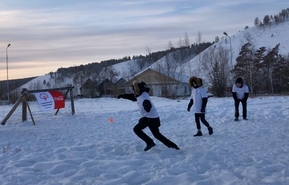 Соревнованиядля спортсменов с особенностями развития прошлив Якутии
