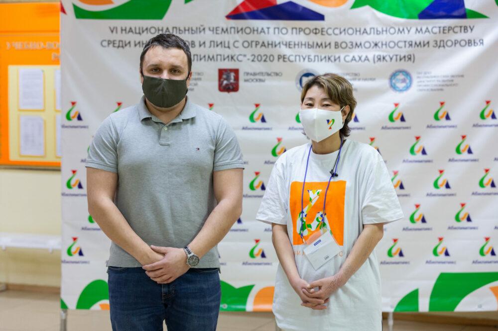 Якутянкастала бронзовым призером чемпионата «Абилимпикс» по компетенции «Предпринимательство»