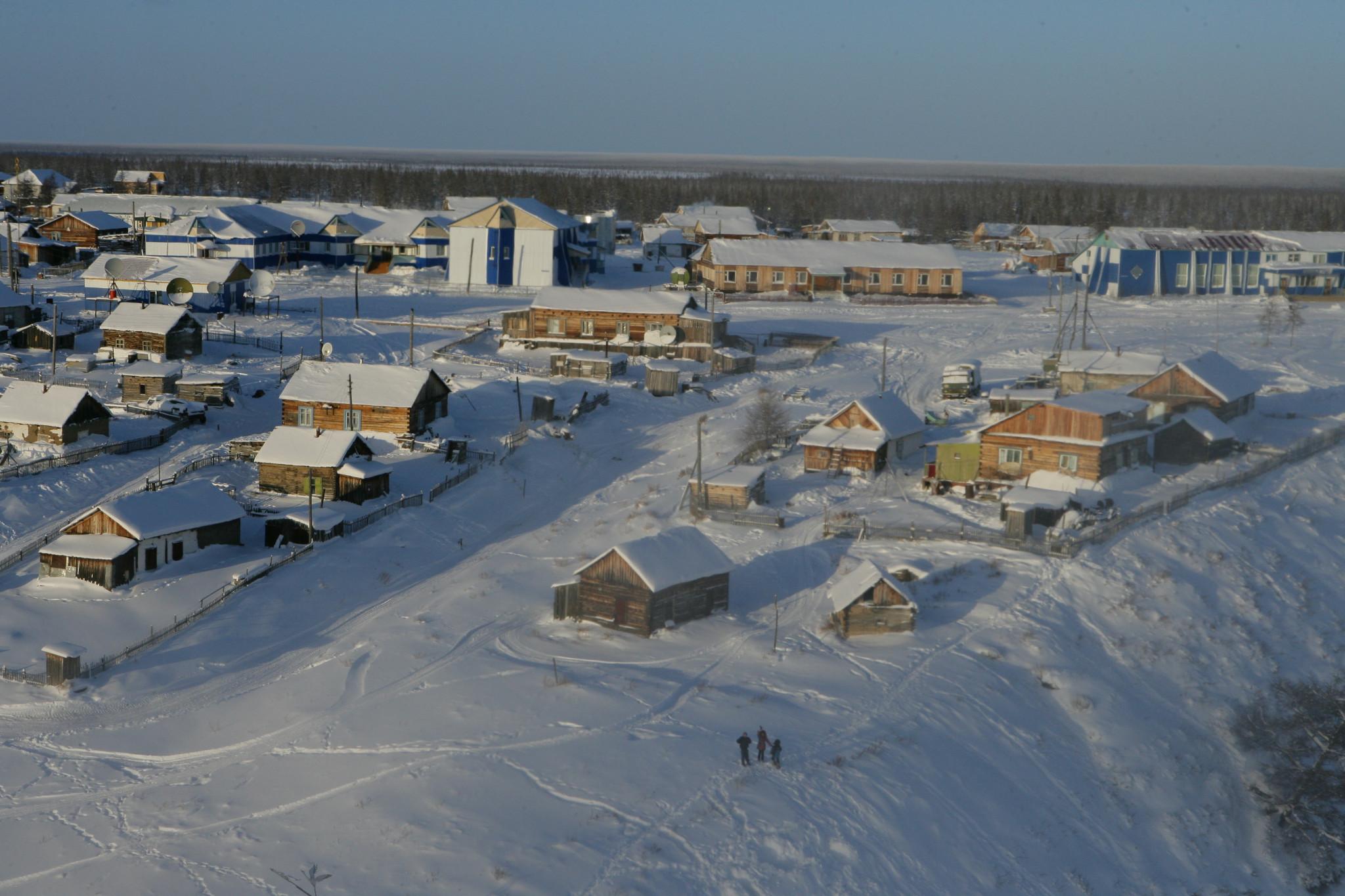 Глава Якутии даст старт запуску волоконно-оптической линии связи в Оленьке