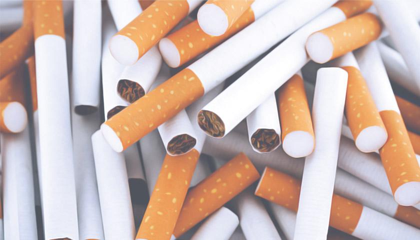 На сигареты установят единую минимальную цену