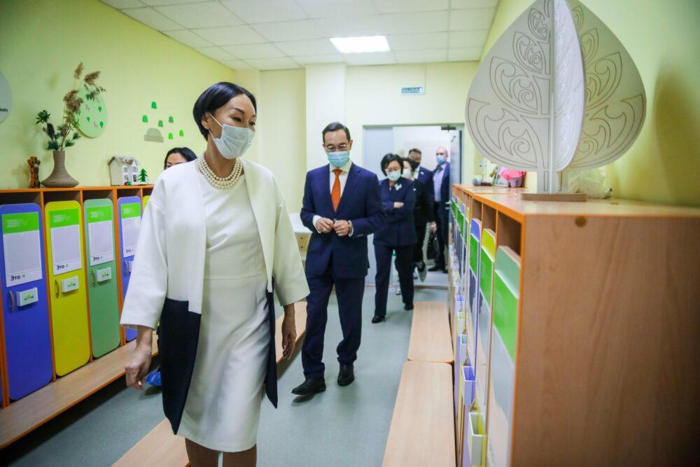 В Якутске открыли дополнительные группы детского сада «Прометейчик»