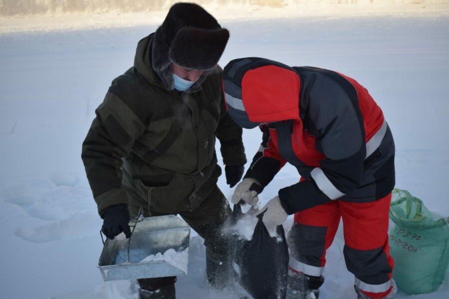 В Якутии начались послепусковые облеты районов падения ракета-носителя
