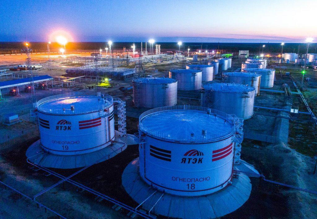 Впервые с 2015 года ЯТЭК возобновила добычу газа на Мастахском месторождении