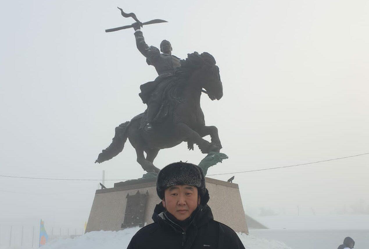 «Железные дороги Якутии» приняли участие в создании памятника национальному герою народа cаха ВасилиюМанчаары