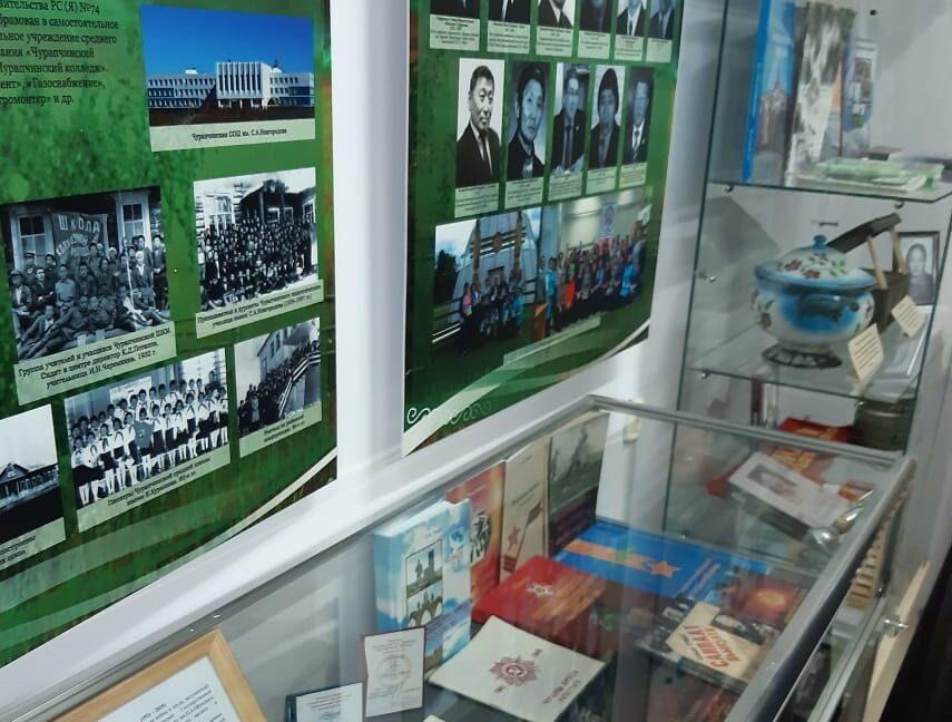 Эксклюзивный панорамный экспонат из Чурапчинского улуса представили в музее имени Ярославского