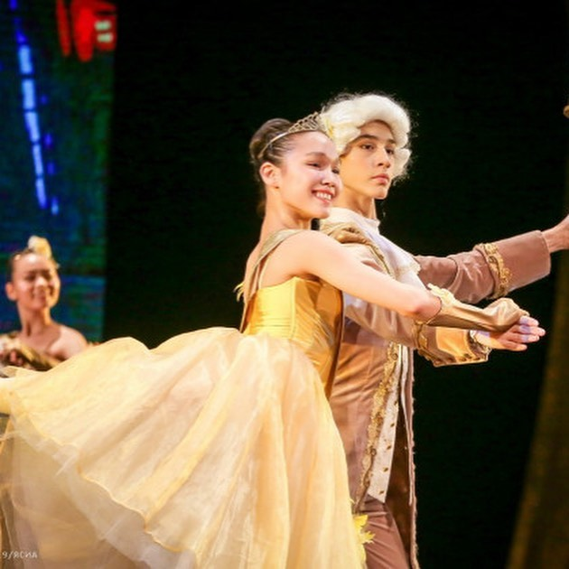 Студентка Якутской балетной школы стала лауреатом национальной премии «Студент года – 2020»