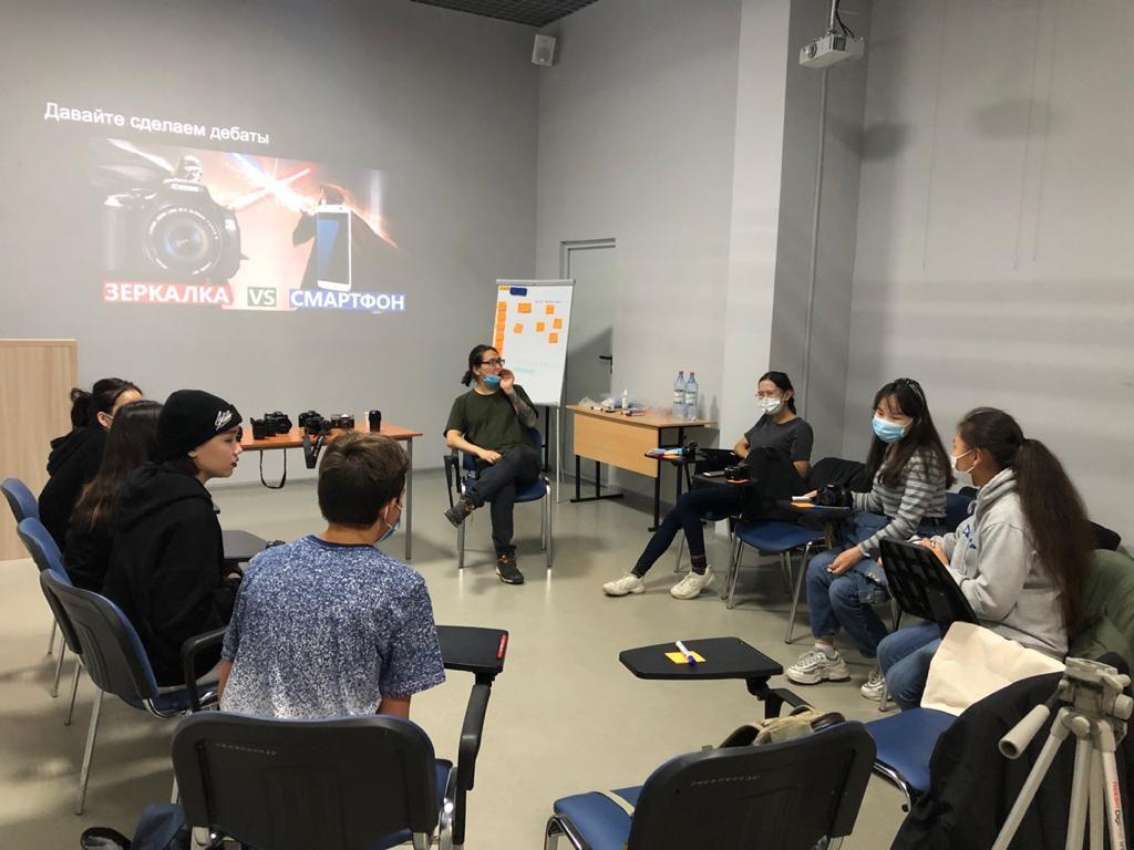 """Лучшие образовательные проекты для детей представят в рамках программы """"Skills Camp"""" в Якутии"""