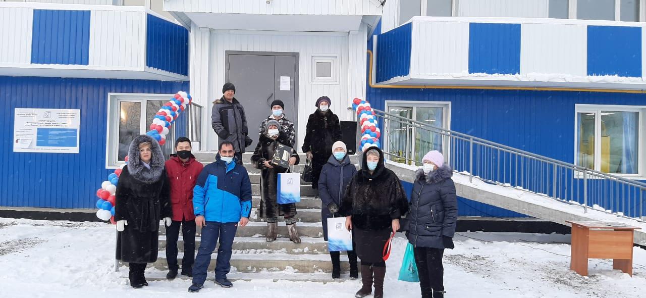 Компания «Железные дороги Якутии» сдала новый жилой дом в Томмоте
