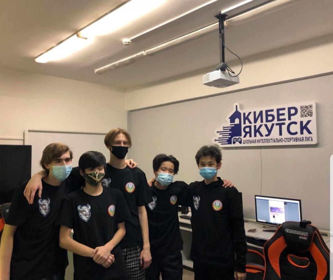Школьники из Якутии стали чемпионами Всероссийской школьной киберспортивной лиги