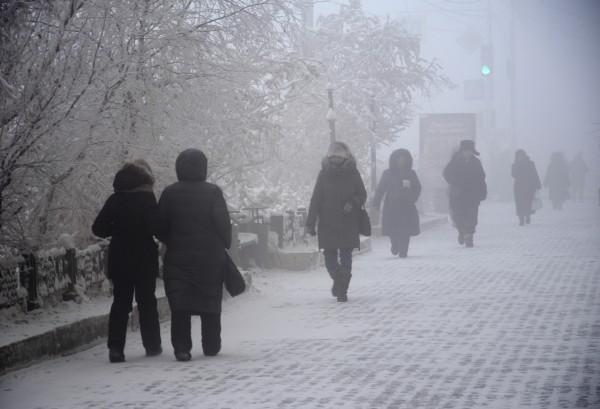 В Якутске объявлен актированный день для учеников 1-5 классов