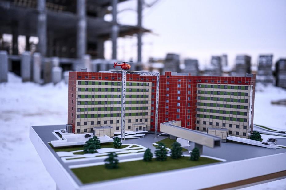В Якутске в 2021 году появится новый кардиодиспансер, а в 2022 году - онкодиспансер